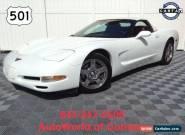 1999 Chevrolet Corvette Base Convertible 2-Door for Sale