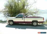 1988 Chevrolet C/K Pickup 1500 for Sale