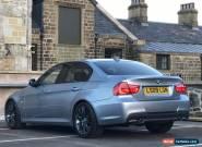 2009 (09) BMW 335D M SPORT AUTO + BLUE + GENUINE LCI + FBMSH + RARE COLOUR! for Sale