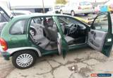 Classic 1998 VAUXHALL CORSA GLS 1.4I AUTO GREEN for Sale