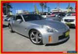Classic 2008 Nissan 350Z Z33 MY07 Touring Silver Automatic 5sp A Coupe for Sale