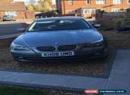 2008 BMW 523I SE GREY 2.5 PETROL FULL BMW HISTORY  for Sale