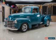 1952 Chevrolet Other Pickups 5 Window for Sale