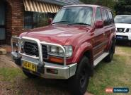 1995 Toyota Landcruiser  GXL 80 series dual fuel auto for Sale