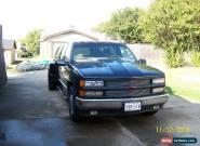 2000 Chevrolet Other Pickups 4 Door Crew Cab for Sale