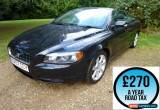 Classic 2007 Volvo C70 2.4 D5 Sport Geartronic Auto 2dr Convertible Diesel for Sale