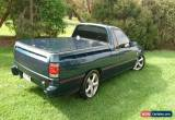 Classic 1995 VS HOLDEN COMMODORE UTE 5 speed manual T5 v6 ecotec pacemaker extractors  for Sale