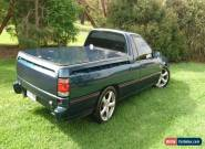 1995 VS HOLDEN COMMODORE UTE 5 speed manual T5 v6 ecotec pacemaker extractors  for Sale