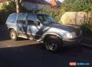 Ford Explorer AUTOMATIC  for spares and repairs for Sale