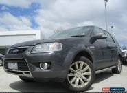 2010 Ford Territory Ghia 7 Seater AWD 4 Door Automatic  for Sale