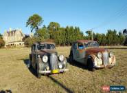 Austin A125 Sheerline Saloon 1947 selling as a restorer pair for Sale