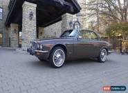 Jaguar: XJ6 coupe for Sale