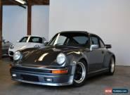 1984 Porsche 930 Turbo for Sale