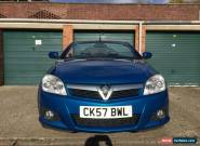 VAUXHALL TIGRA 1.4i 16v EXCLUSIV for Sale