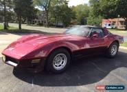 1981 Chevrolet Corvette 2-door for Sale