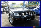 Classic 2006 Nissan Navara D40 ST-X (4x4) Grey Manual 6sp M Dual Cab Pick-up for Sale