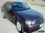 2004 Ford Falcon BA ``LOW KM`` with RWC Automatic 4sp A Sedan for Sale