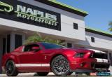 Classic 2014 Ford Mustang Shelby GT500 Coupe 2-Door for Sale