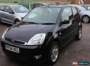 2005 FORD FIESTA FLAME BLACK 1.4   3 door for Sale