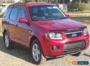 2010 Ford Terrritory TX SY MKII  for Sale
