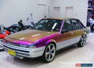 1986 Holden Calais VL Purple Automatic 4sp A Sedan for Sale