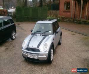 Classic 2002 MINI ONE SILVER - CHILI PACK - HPI CLEAR - MOT 06/2016 - LADY OWNER for Sale