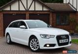 Classic 2012 Audi A6 Avant 2.0 TDI SE Multitronic 5dr for Sale