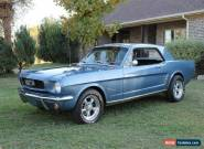 1966 Ford Mustang Coupe 2 door for Sale