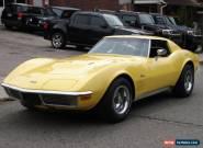 1970 Chevrolet Corvette Stingray 454 for Sale