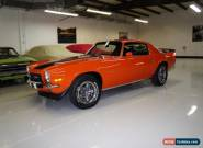 1971 Chevrolet Camaro coupe 2 door for Sale
