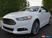 2014 Ford Fusion Titanium Sedan 4-Door for Sale
