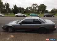 Honda Prelude Coupe 1989 Gray 4ws for Sale