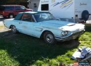 1965 Ford Thunderbird Base Convertible 2-Door for Sale
