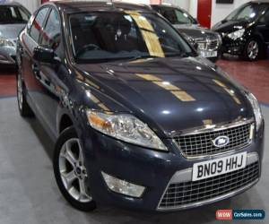 Classic 2009 09 FORD MONDEO 2.0 TITANIUM 5D 144 BHP for Sale