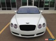 2004 Bentley Continental GT GT for Sale