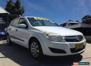 2008 Holden Astra AH MY08.5 60th Anniversary White Automatic 4sp A Hatchback for Sale