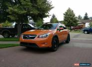 Subaru: XV Crosstrek Limited for Sale
