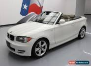 2010 BMW 1-Series Base Convertible 2-Door for Sale