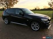 BMW X1 2.0TD sDrive20d SE Black  for Sale