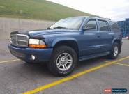 Dodge: Durango SLT for Sale