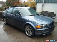 2001 BMW 318 I SE MANUAL SPARES OR REPAIRS  for Sale