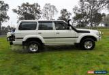 Classic Toyota Landcruiser 80 Series1997 for Sale