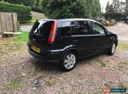 2004 FORD FUSION 2 SEMI AUTOMATIC NEW MOT Family Car cmax corsa astra focus size for Sale