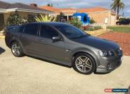 2010 Holden Commodore SV6 VEII - Low Km's with Logbooks for Sale