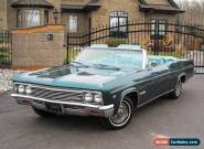 1966 Chevrolet Impala NO RESERVE for Sale