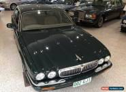 2001 Jaguar XJ8 3.2 British Racing Green Automatic 5sp A Sedan for Sale