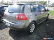 2007 Volkswagen Golf TRED Grey Automatic A Hatchback for Sale