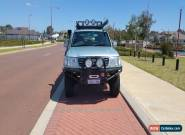 2001 Toyota Landcruiser 50th Anniversary Edition GXL for Sale