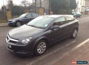 2010 VAUXHALL ASTRA SRI 113 GREY MANUAL 1.6cc 12 MONTHS MOT 3 DOORS for Sale