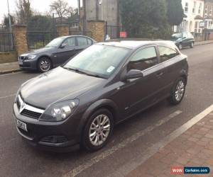 Classic 2010 VAUXHALL ASTRA SRI 113 GREY MANUAL 1.6cc 12 MONTHS MOT 3 DOORS for Sale